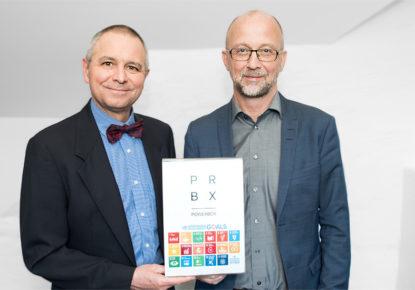PRBX Patrick and Martin, UN