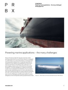 Powering marine applications – Powerbox | Powerbox