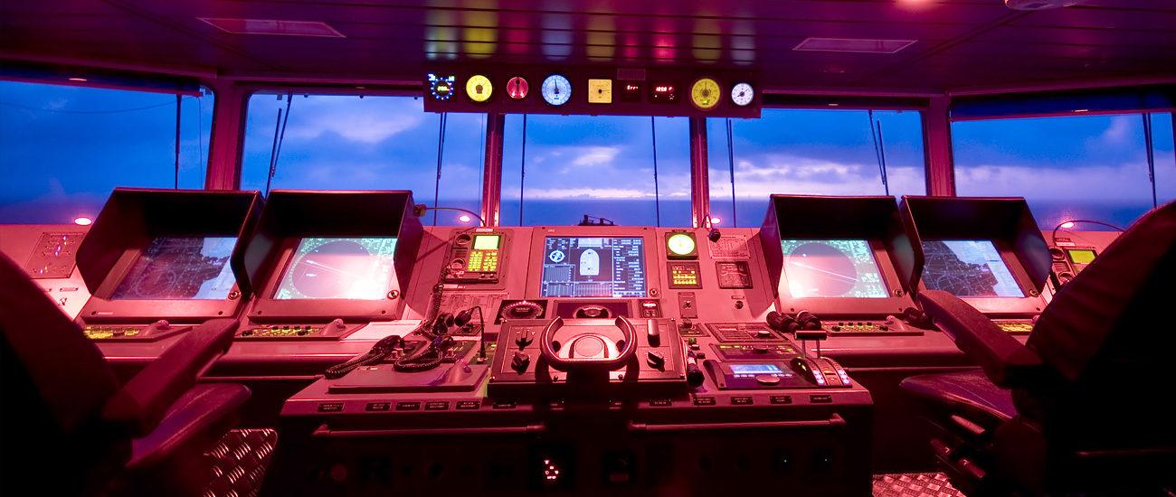 PRBX Marine wheelhouse