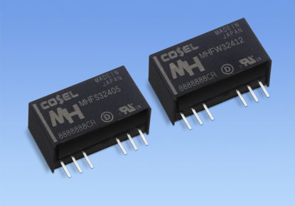 high isolation DC/DC converters